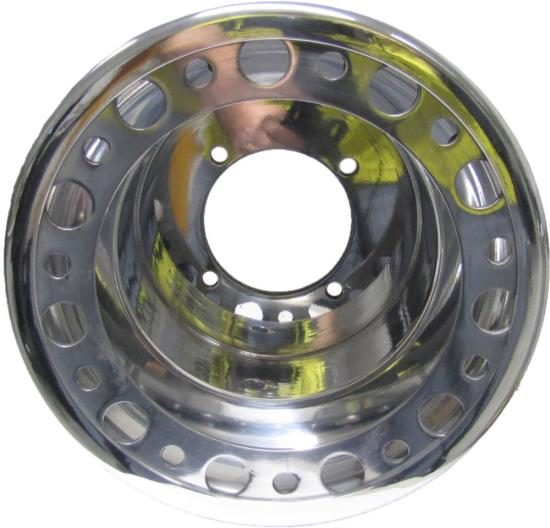Picture of ATV Wheel 9x8, 3+5, 4/110 Polished