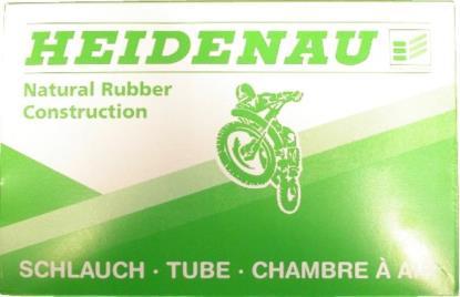 Picture of Heidenau Inner Tube Heavy Duty 325/350/410-19 Straight Valve