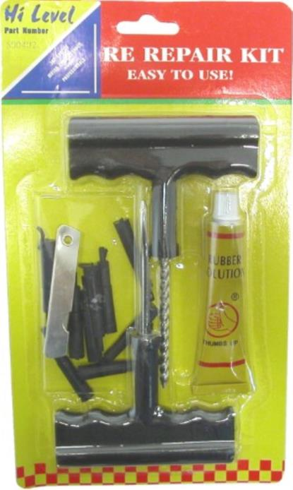 Picture of Tubeless Repair Kit (Wedge Type) (Set)