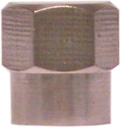 Picture of Metal Valve Caps Unchromed (Per 20)