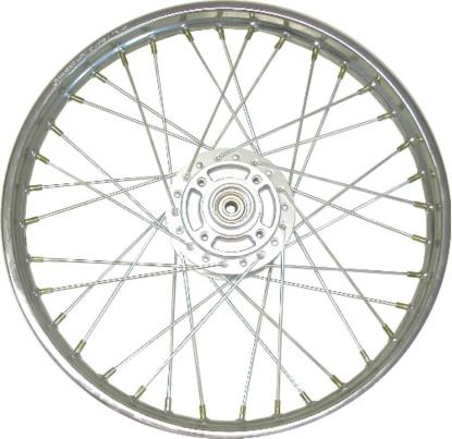 Picture of Front Wheel Honda ANF125 Innova 2003-2007 (Rim 1.40 x 17)