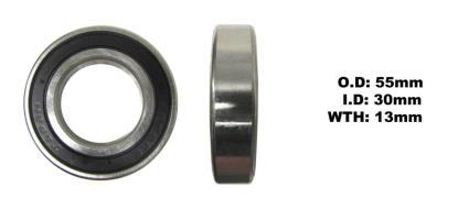 Picture of Bearing Koyo 6006DDU(I.D 30mm x O.D 55mm x W 13mm)