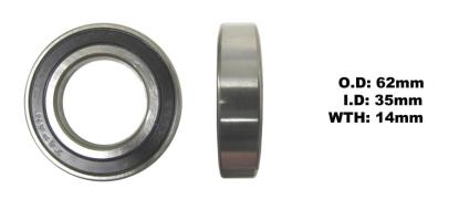 Picture of Bearing Koyo 6007DDU(I.D 35mm x O.D 62mm x 14mm)