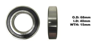 Picture of Bearing Koyo 6008DDU(I.D 40mm x O.D 68mm x W 15mm)