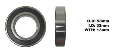 Picture of Bearing Koyo 60/32DDU(I.D 32mm x O.D 58mm x W 13mm)
