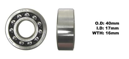 Picture of Bearing Koyo 2203(I.D 17mm x O.D 40mm x W 16mm)