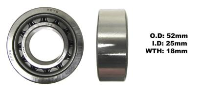 Picture of Bearing Koyo 2205(I.D 25mm x O.D 52mm x W 18mm)