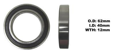 Picture of Wheel Bearing Rear R/H for 2011 Kawasaki KFX 450 R Quad (KSF450BBF)