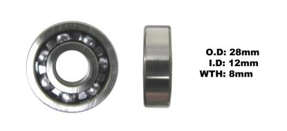 Picture of Bearing NTN 6001(I.D 12mm x O.D 28mm x W 8mm)