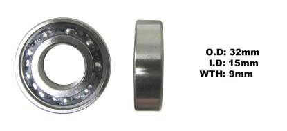 Picture of Bearing NTN 6002(I.D 15mm x O .D x 32mm x W 9mm)