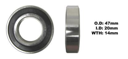 Picture of Bearing NTN 6005LLU(I.D 25mm x O.D 47mm x W 12mm)