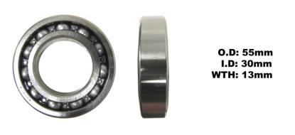 Picture of Bearing NTN 6006(I.D 30mm x O .D 55mm x W 13mm)
