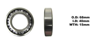 Picture of Bearing NTN 6008C3 I.D 40m x O.D 68mm x W 15mm)