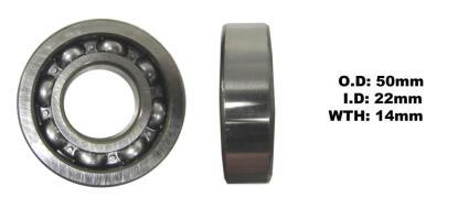 Picture of Bearing NTN 62/22(I.D 22mm x O.D 50mm x W 14mm)