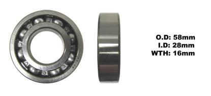 Picture of Bearing NTN 62/28(I.D 28mm x O.D 58mm x W 16mm)