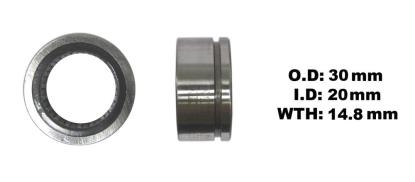 Picture of Needle Bearing NTN 20 x 30 x 5-1N (O.D 30mm x 20mm x 14.80mm (Set)