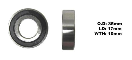 Picture of Bearing SNR 6003EEU(I.D 17mm x O.D 35mm x W 10mm