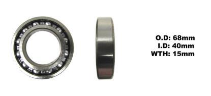 Picture of Bearing SNR 6008(I.D 40mm x O.D 68mm x W 15mm)