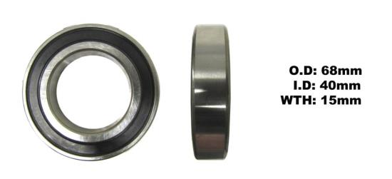 Picture of Bearing SNR 6008EEU(I.D 40mm x O.D 68mm x W 15mm)
