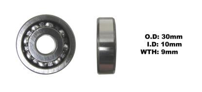 Picture of Bearing SNR 6200(I.D 10mm x O .D 30mm x W 9mm)