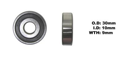 Picture of Bearing SNR 6200EEU(I.D 10mm x O.D 30mm x W 9mm)