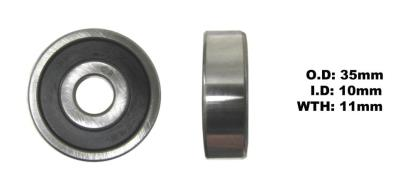 Picture of Bearing SNR 6300EEU(I.D 10mm x O.D 35mm x W 11mm)