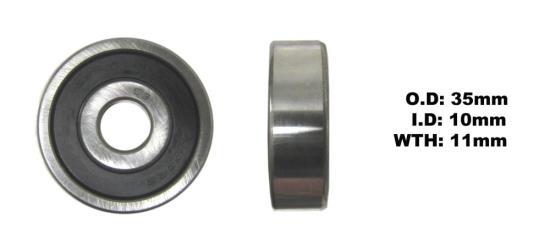 Picture of Bearing SNR 6300EEU(I.D 10mm x O.D 35mm x W 11mm)