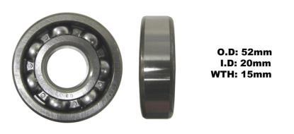 Picture of Bearing SNR 6304(I.D 20mm x O.D 52mm x W 15mm)