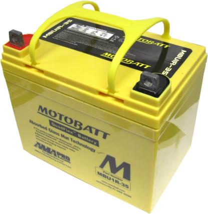 Picture of Battery MBU1R-35 Fully Sealed