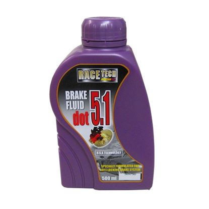 Picture of Hi-Rev Brake Fluid DOT 5.1 synthetic racing brake fluid(24)