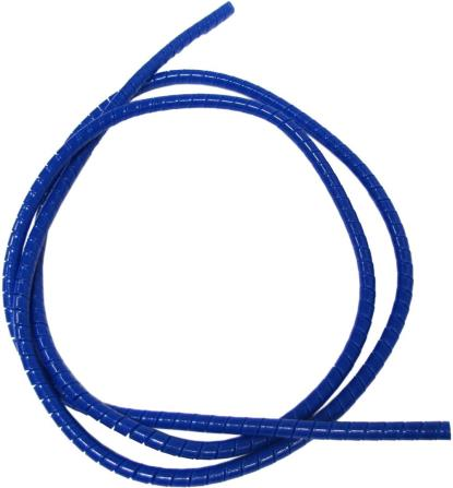 Picture of Cable Cover Blue 5mm x 7mm 1.5 Metres