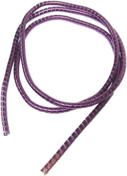 Picture of Cable Cover Purple 5mm x 7mm 1.5 Metres