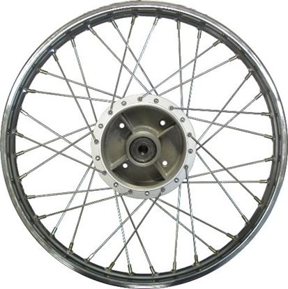 Picture of Rear Wheel C90 Cub 93-03 (Rim 1.40 x 17)