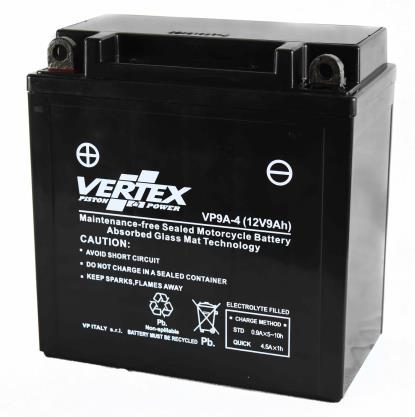 Picture of Vertex VP9A-4 replaces CB9-B, 12N9-4B-1