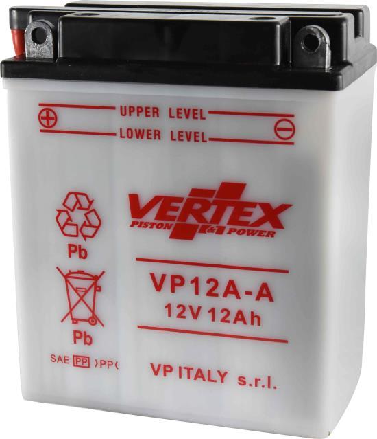 Picture of Battery (Vertex) for 1973 Honda CB 250 K3