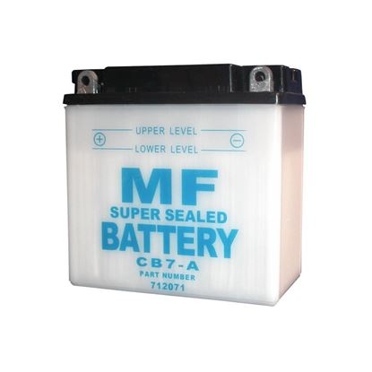 Picture of Battery (Conventional) for 1947 BSA A7 (497cc)