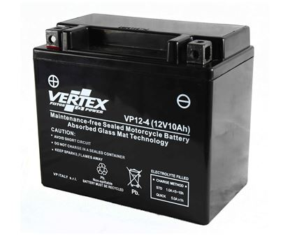 Picture of Vertex VP12-4 replaces CTX12-BS