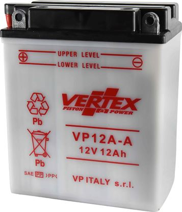 Picture of Vertex VP12A-A replaces CB12-AA, 12N12A4-A1