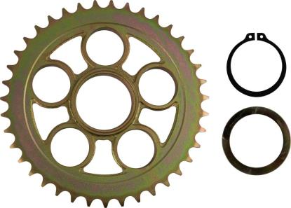 Picture of 027-39 Rear Sprocket Ducati 916 Alter
