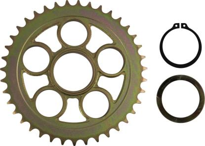 Picture of 028-38 Rear Sprocket Ducati 748 Bipos