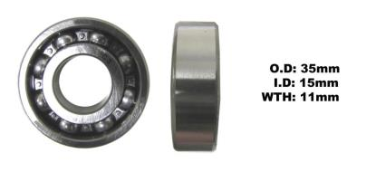 Picture of Bearing SNR 6201(I.D 12mm x O.D 32mm x W 10mm)