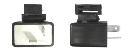 Picture of Flasher Can 12v Rectangle 2 Pin bulbs to 23 watt(Pack of 10) (Per 10)