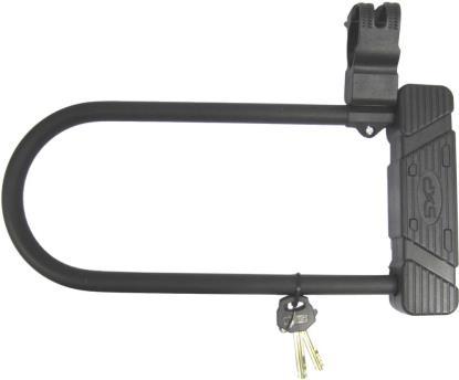 Picture of Lock Magnum Ultimate LS U-Lock complete with bracket