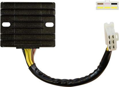Picture of *Regulator/Rectifier Kawasaki GPX250, GPZ500S 6 Wires
