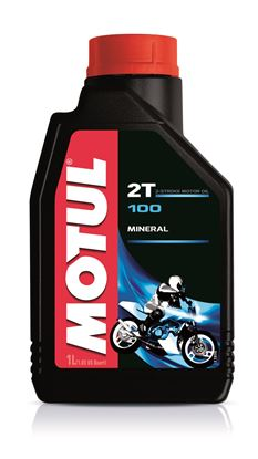 Picture of Motul 100 Motomix 2T Mineral (12)