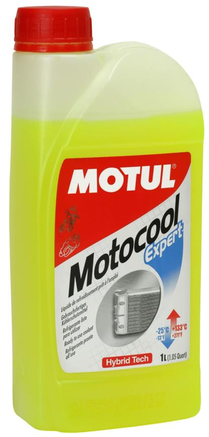 Picture of Motul Motocool Expert Coolant (-37oC) (1 litre)