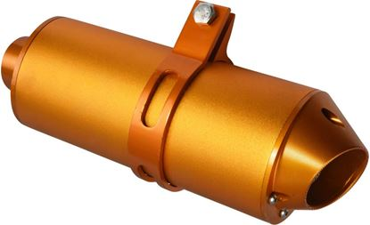 Picture of Exhaust Tailpipe Trail Gold Universal