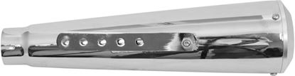 """Picture of Exhaust Silencer Universal 51mm & 28""""Long"""